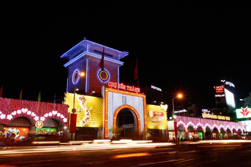 Ho Chi Minh City (Saigon) Vietnam