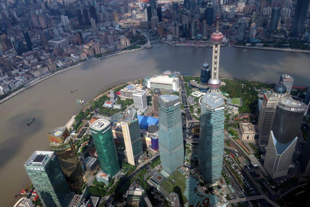 Stay in Shanghai