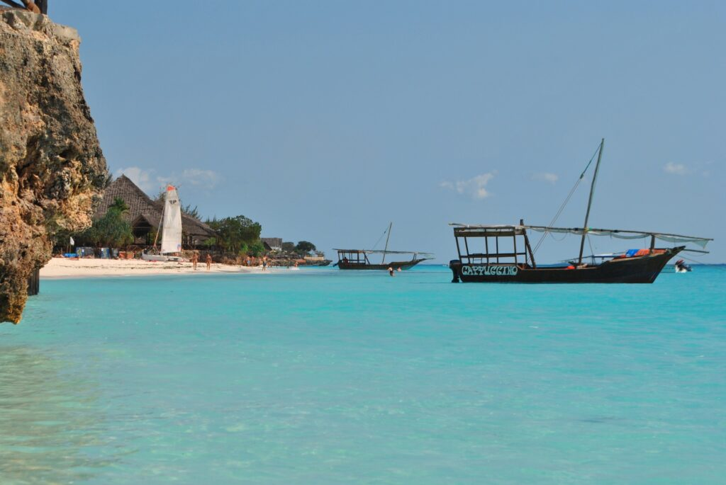 Stay in Zanzibar