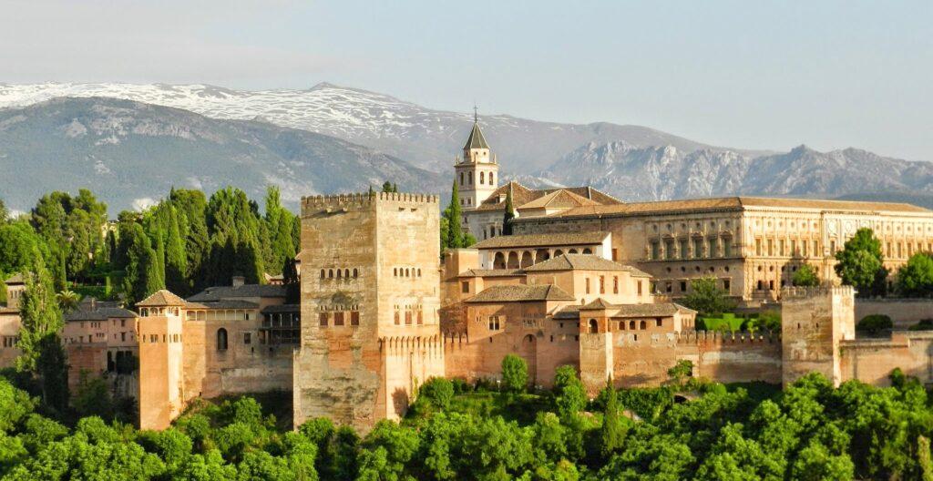 Visit in Spain