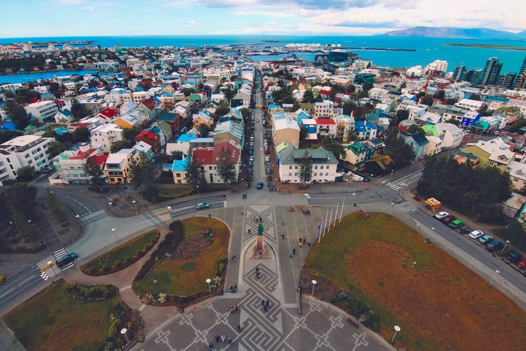 best area in reykjavik to stay