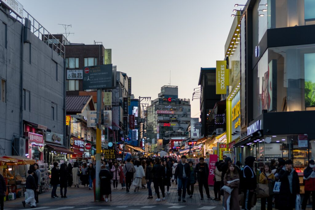where is the best place to stay in seoul