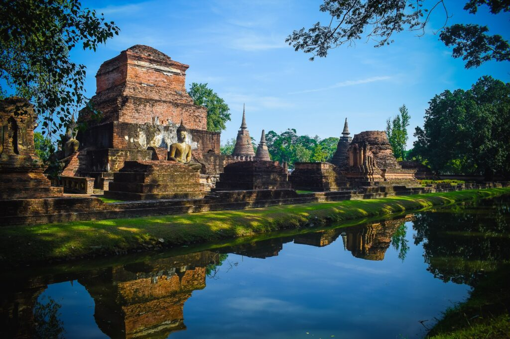 Top 12 historical sites in the world